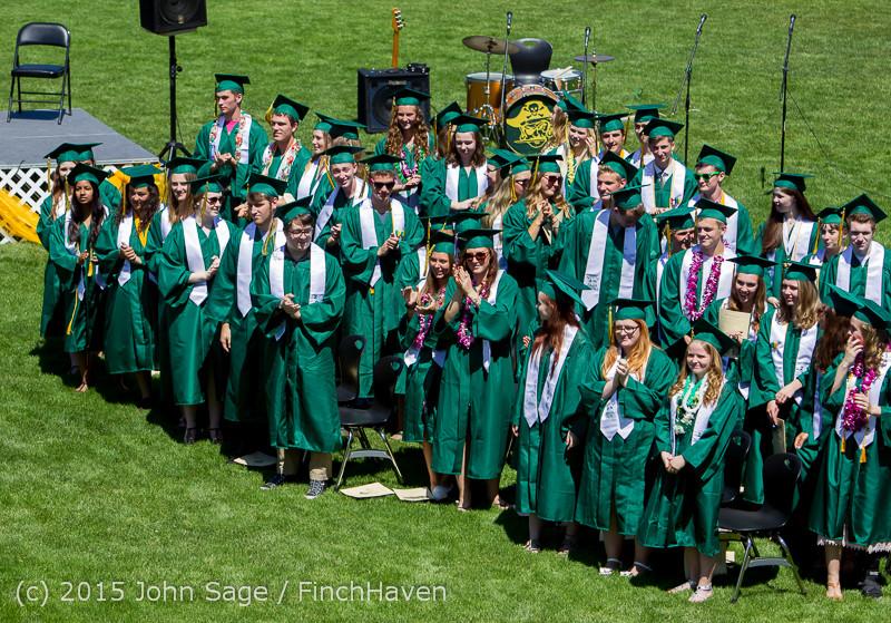 6668 Vashon Island High School Graduation 2015 061315