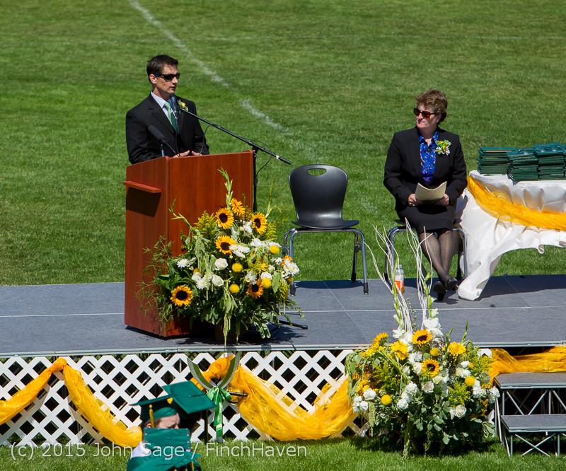 6710 Vashon Island High School Graduation 2015 061315