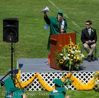 6712 Vashon Island High School Graduation 2015 061315
