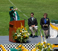 6721 Vashon Island High School Graduation 2015 061315