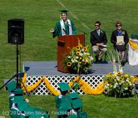 6736 Vashon Island High School Graduation 2015 061315