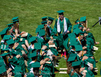 6768 Vashon Island High School Graduation 2015 061315