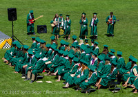 6789 Vashon Island High School Graduation 2015 061315