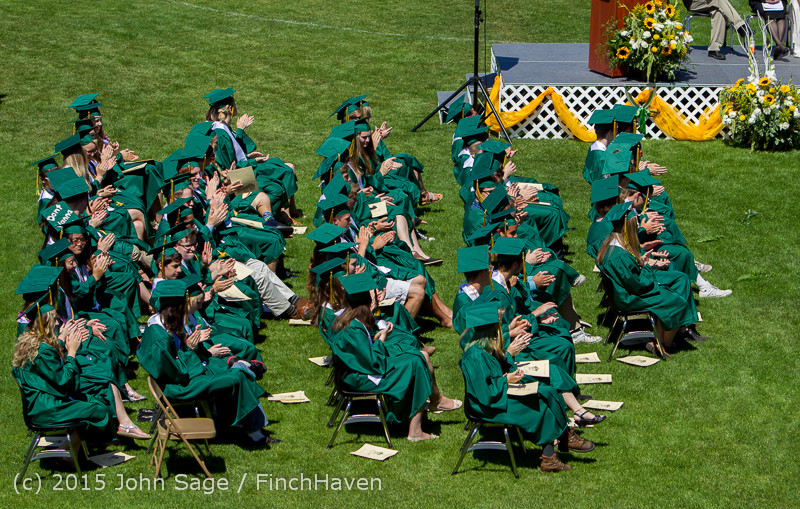 6800 Vashon Island High School Graduation 2015 061315
