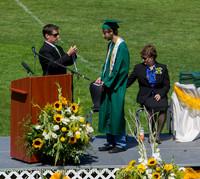 6826 Vashon Island High School Graduation 2015 061315