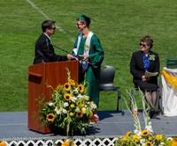 6853 Vashon Island High School Graduation 2015 061315
