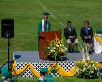 6857 Vashon Island High School Graduation 2015 061315
