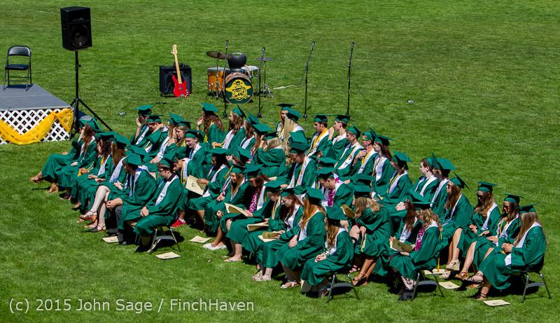 6879 Vashon Island High School Graduation 2015 061315