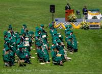 6880 Vashon Island High School Graduation 2015 061315