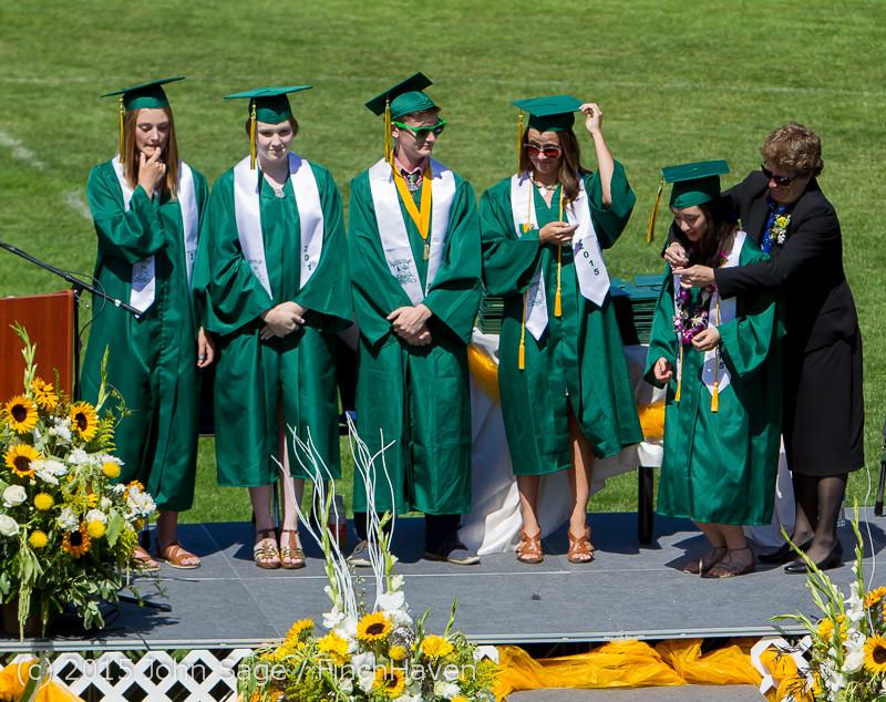 6911 Vashon Island High School Graduation 2015 061315