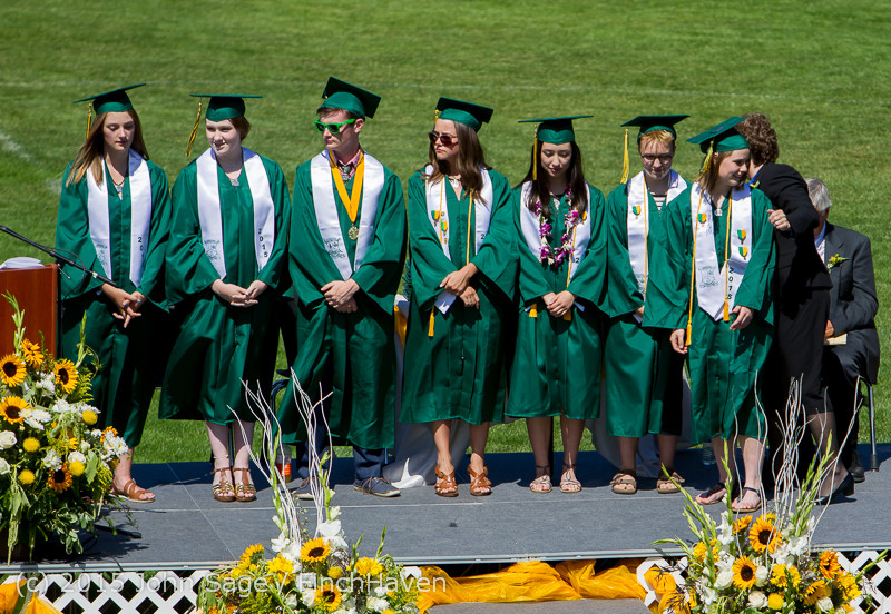 6927 Vashon Island High School Graduation 2015 061315