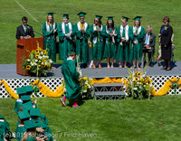 6931 Vashon Island High School Graduation 2015 061315