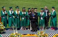 6942 Vashon Island High School Graduation 2015 061315