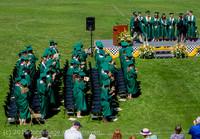 6953 Vashon Island High School Graduation 2015 061315