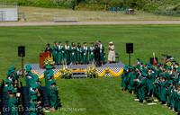 6954 Vashon Island High School Graduation 2015 061315