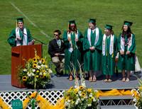 6962 Vashon Island High School Graduation 2015 061315