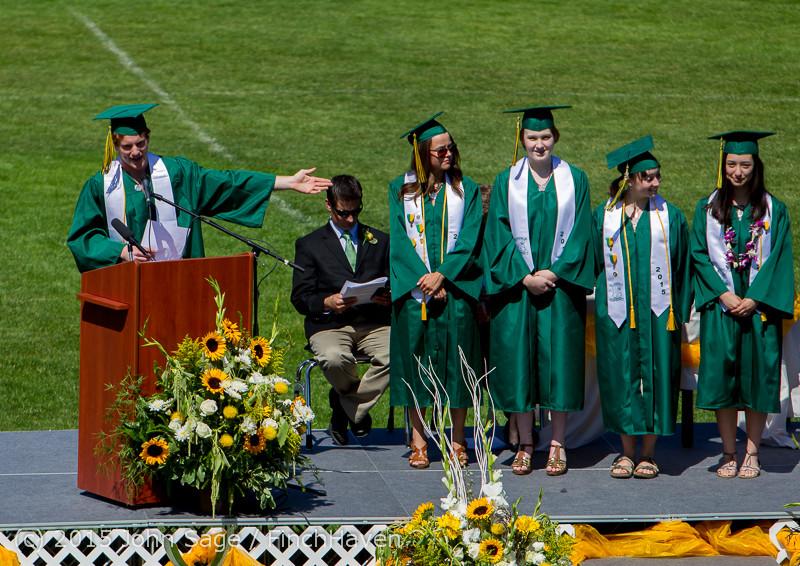 6963 Vashon Island High School Graduation 2015 061315