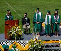 6967 Vashon Island High School Graduation 2015 061315