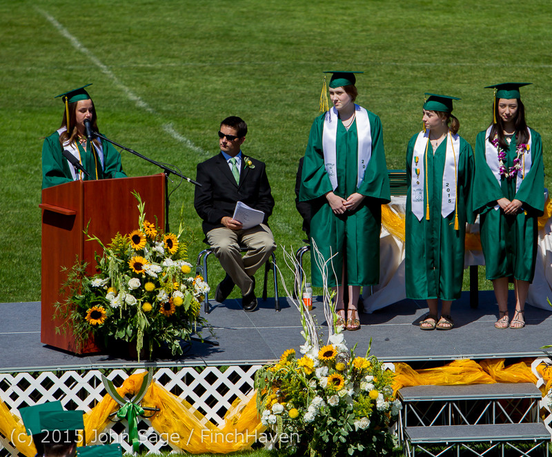 6967 Vashon Island High School Graduation 2015 061315