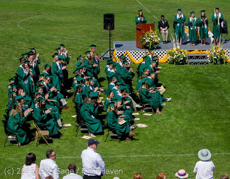 6970 Vashon Island High School Graduation 2015 061315