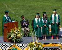6982 Vashon Island High School Graduation 2015 061315