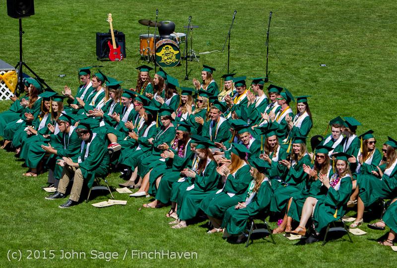 6990 Vashon Island High School Graduation 2015 061315