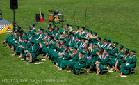 7002 Vashon Island High School Graduation 2015 061315