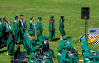 7007 Vashon Island High School Graduation 2015 061315