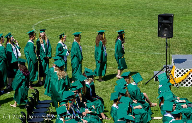 7007 Vashon Island High School Graduation 2015 061315