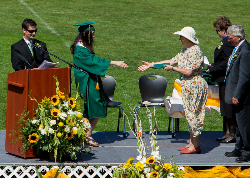 7008 Vashon Island High School Graduation 2015 061315
