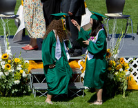 7017 Vashon Island High School Graduation 2015 061315