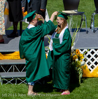 7031 Vashon Island High School Graduation 2015 061315