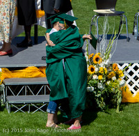 7033 Vashon Island High School Graduation 2015 061315