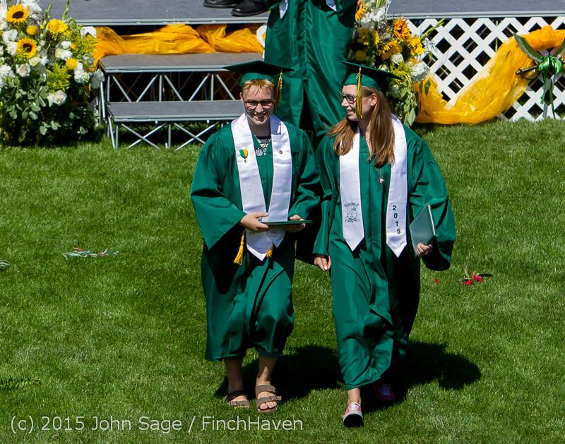 7034 Vashon Island High School Graduation 2015 061315