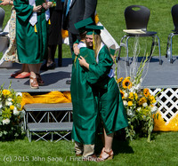 7046 Vashon Island High School Graduation 2015 061315
