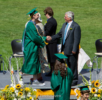 7053 Vashon Island High School Graduation 2015 061315