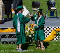 7058 Vashon Island High School Graduation 2015 061315
