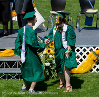 7060 Vashon Island High School Graduation 2015 061315