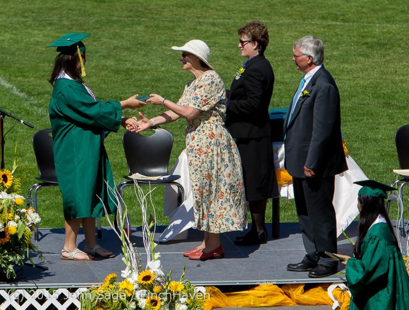7065 Vashon Island High School Graduation 2015 061315