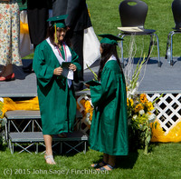 7070 Vashon Island High School Graduation 2015 061315