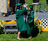 7072 Vashon Island High School Graduation 2015 061315
