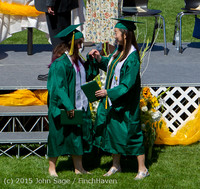 7086 Vashon Island High School Graduation 2015 061315