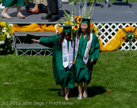 7094 Vashon Island High School Graduation 2015 061315
