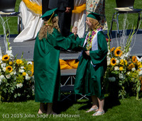 7101 Vashon Island High School Graduation 2015 061315