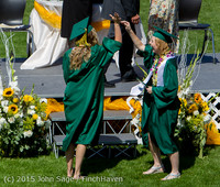 7103 Vashon Island High School Graduation 2015 061315