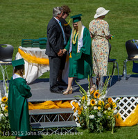 7114 Vashon Island High School Graduation 2015 061315