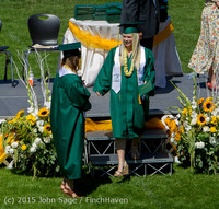 7116 Vashon Island High School Graduation 2015 061315