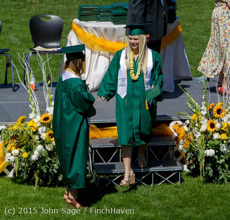 7116 Vashon Island High School Graduation 2015 061315