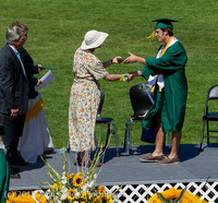 7119 Vashon Island High School Graduation 2015 061315