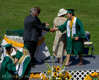 7121 Vashon Island High School Graduation 2015 061315